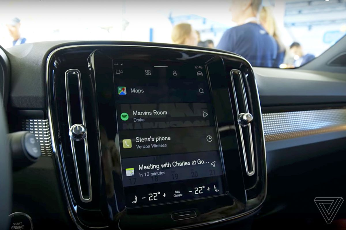 The head of Android Auto on how Google will power the car of the