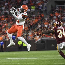 April 2019: On Day 3 of the NFL Draft, the Browns drafted S Sheldrick Redwine at No. 119, LB Mack Wilson at No. 155, K Austin Seibert at No. 170, OG Drew Forbes at No. 189, and CB Donnie Lewis at No. 221. By the end of the year, Redwine, Wilson, and Seibert were playing significant snaps.