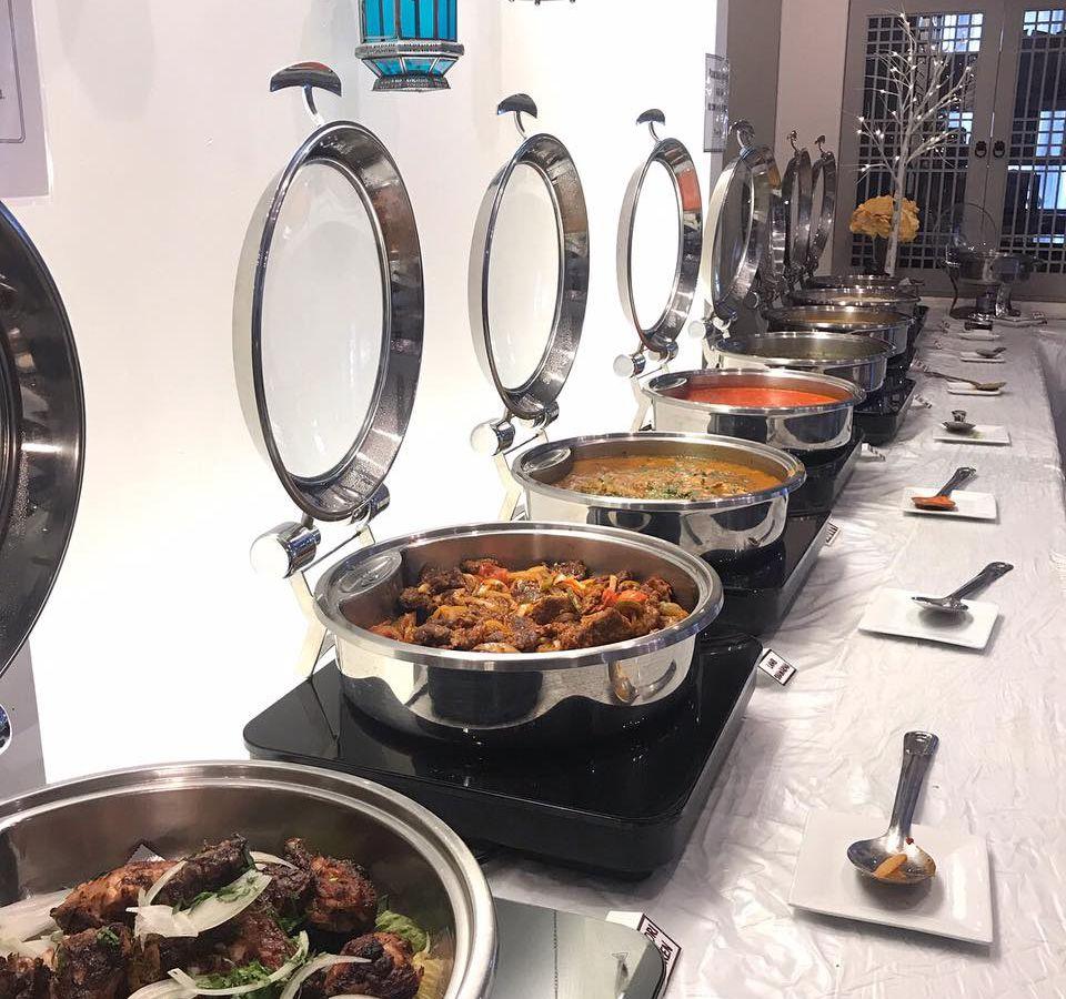 Lazeez Indian-Mediterranean Grill