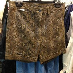Reptile shorts, $290 (were $1360)