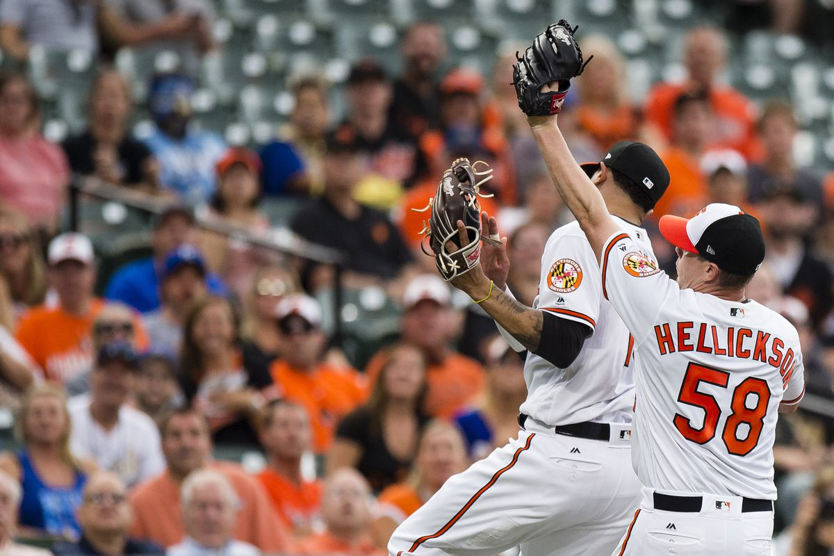 Tigers hang on to defeat Orioles