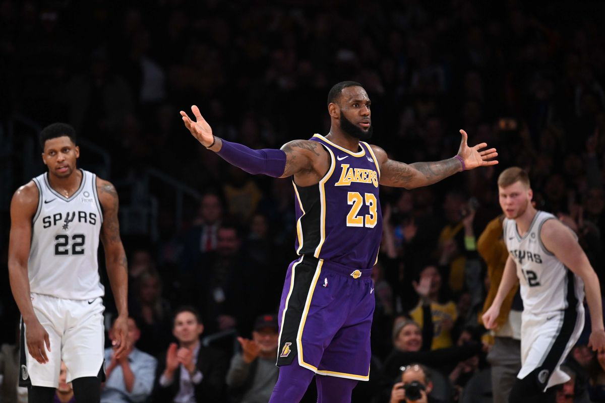 What we learned from the Spurs loss to the Lakers - Pounding The Rock 1a6297e3a3e2