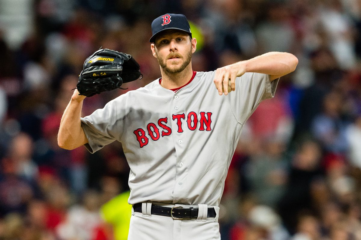 Chris Sale reaches 1500 career strikeouts