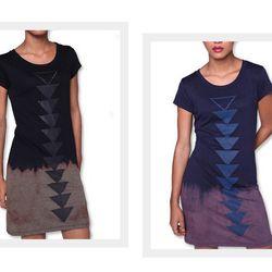 "The CV <a href=""http://couturevulture.bigcartel.com/product/shark-tooth-dress"">Shark Tooth Dress</a>, $42"