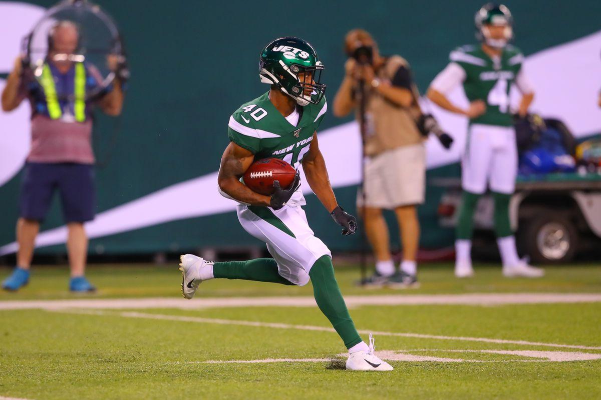 NFL: AUG 24 Preseason - Saints at Jets