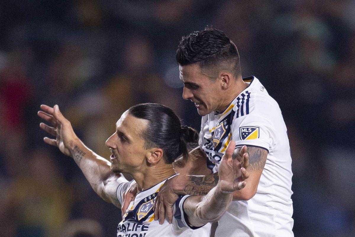 MLS: FC Dallas at LA Galaxy