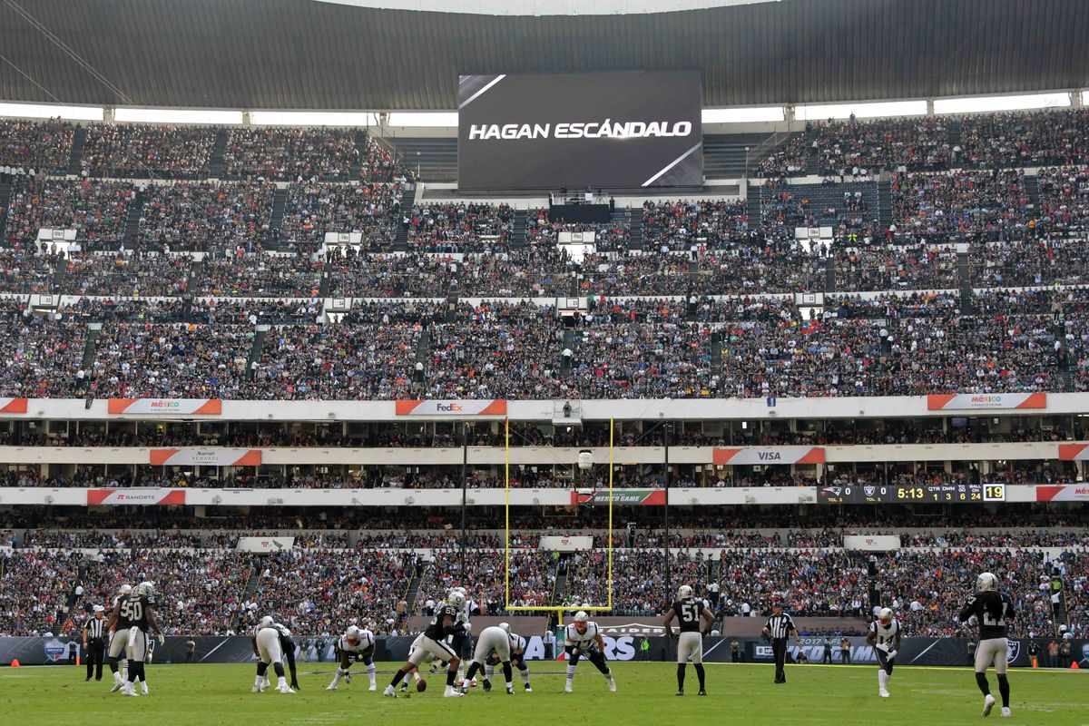 Chiefs vs. Rams Game Will Take Place in Mexico City in 2018