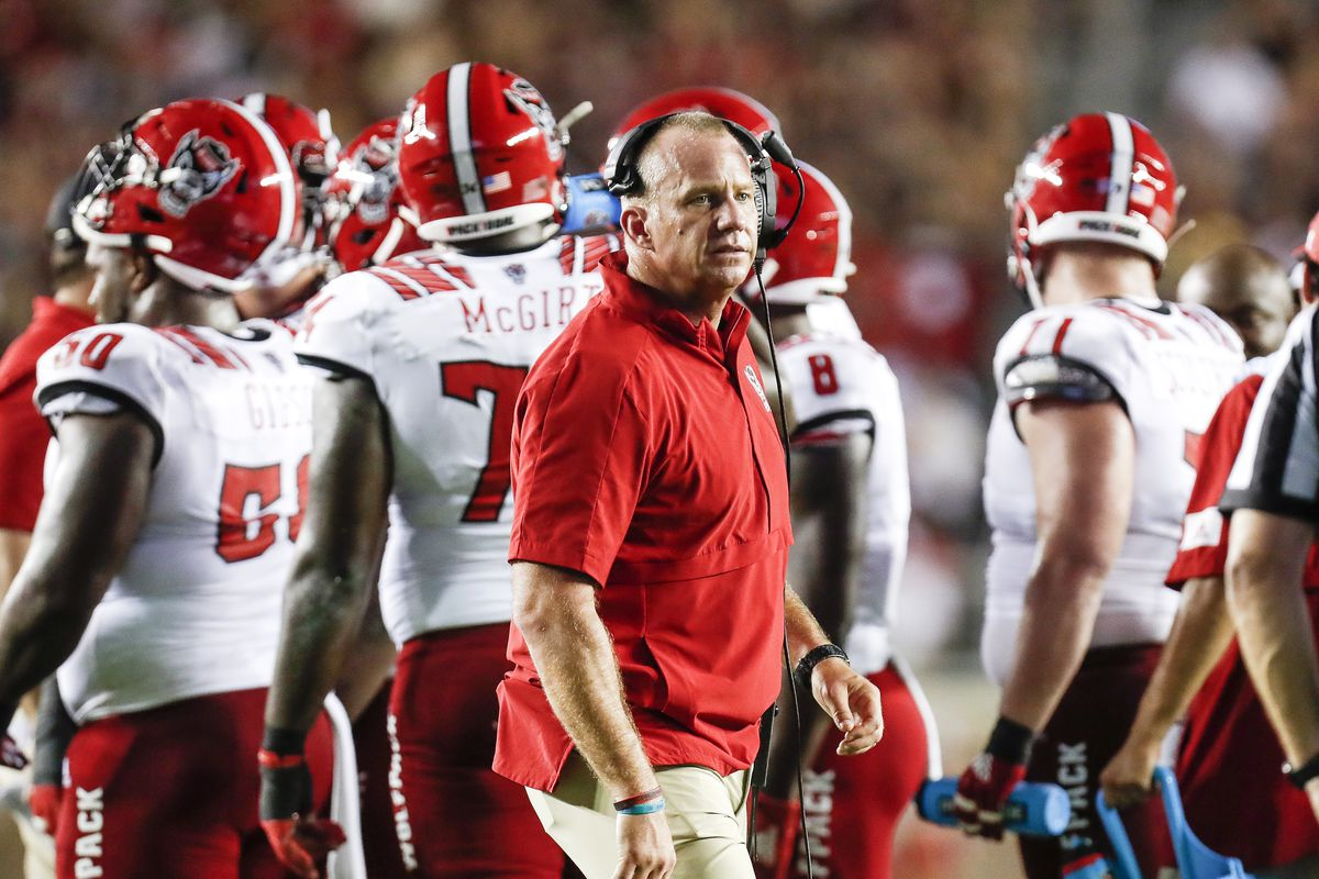 NC State starting RT Justin Witt out; CB Taiyon Palmer done for season