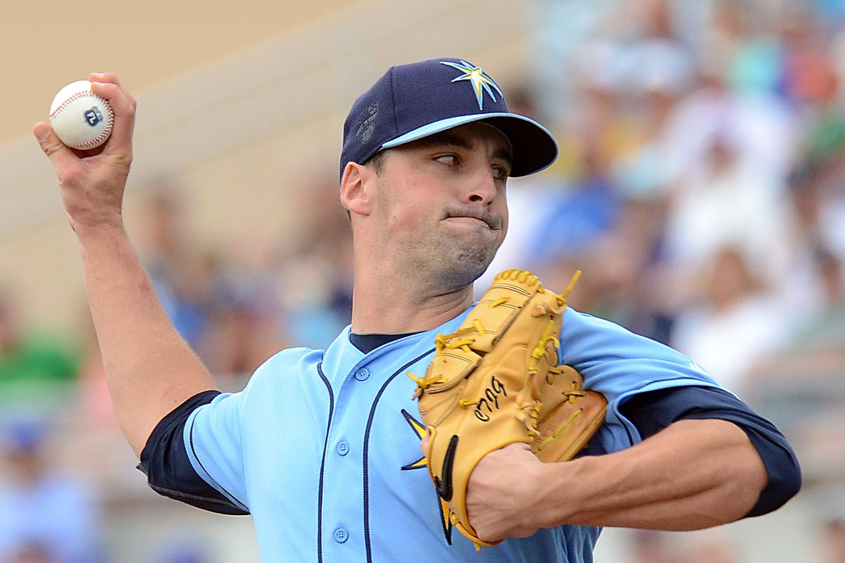 Rays RHP Taylor Guerrieri