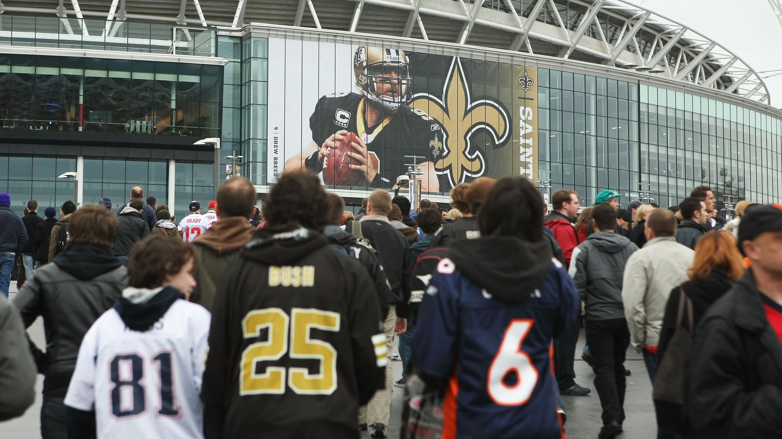 Saints Get 11th Practice Squad Player In Nfl International