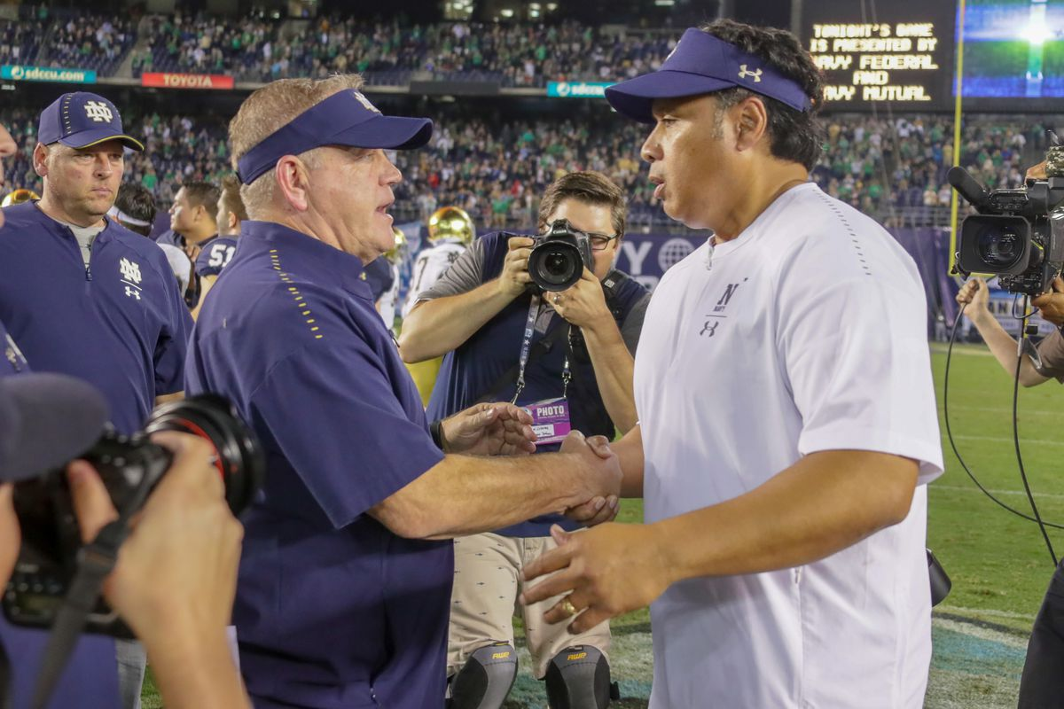 OFD Podcast  The Homestretch to the Playoffs For The Notre Dame Fighting  Irish aa82477c4fd