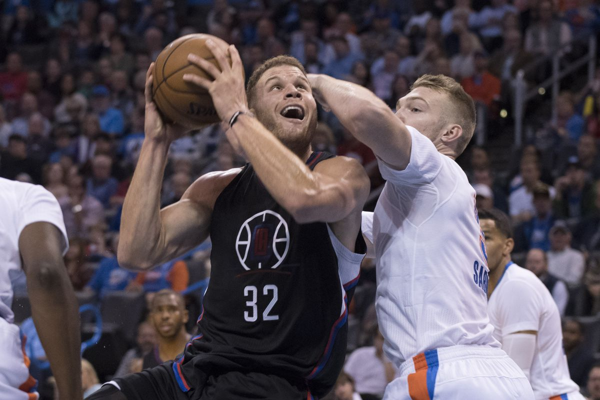 Nba free agent 2017 rumors blake griffin to the thunder is a pipe why griffin makes sense for the thunder m4hsunfo