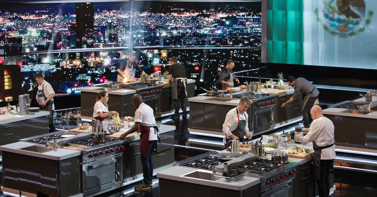 netflix s the final table has london chefs at michelin. Black Bedroom Furniture Sets. Home Design Ideas