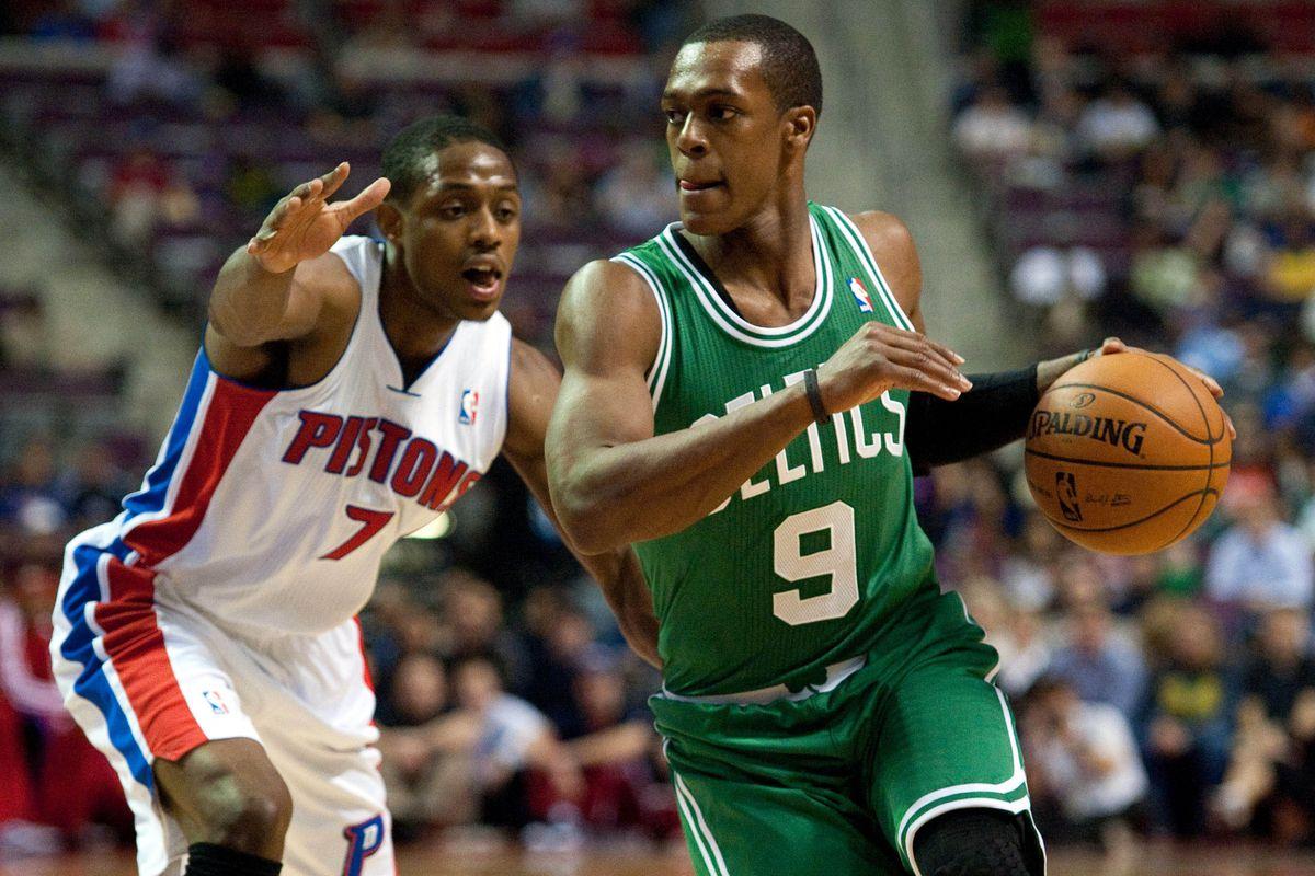 NBA trade rumors  Pistons want Rajon Rondo but won t trade Andre Drummond f8ae034cc