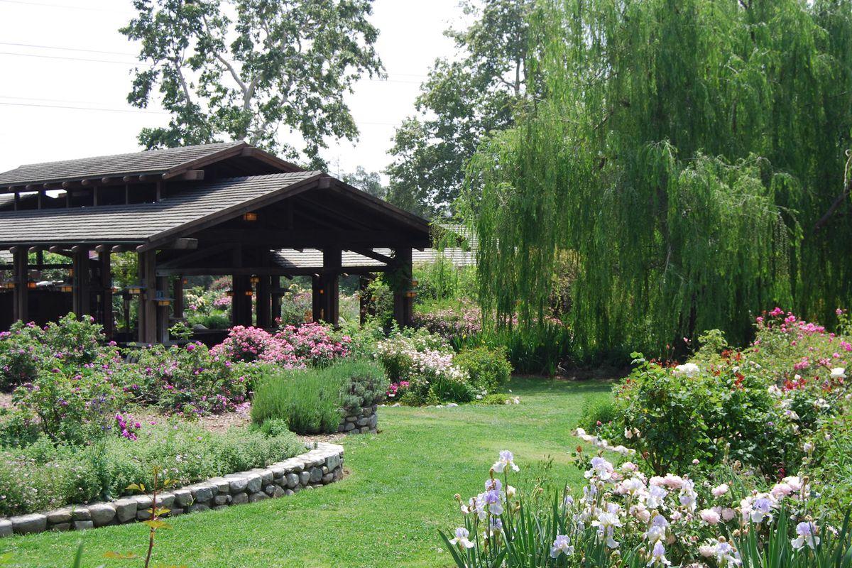New Descanso Gardens Restaurant Might Become La 39 S Most Beautiful Brunch Spot Eater La
