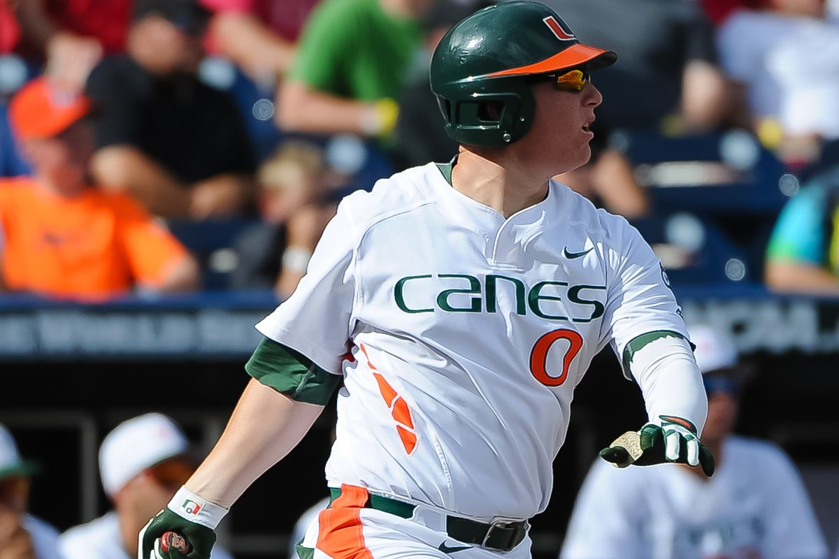 Zack Collins is the top-ranked catcher in this year's draft. Who else is in the top ten?