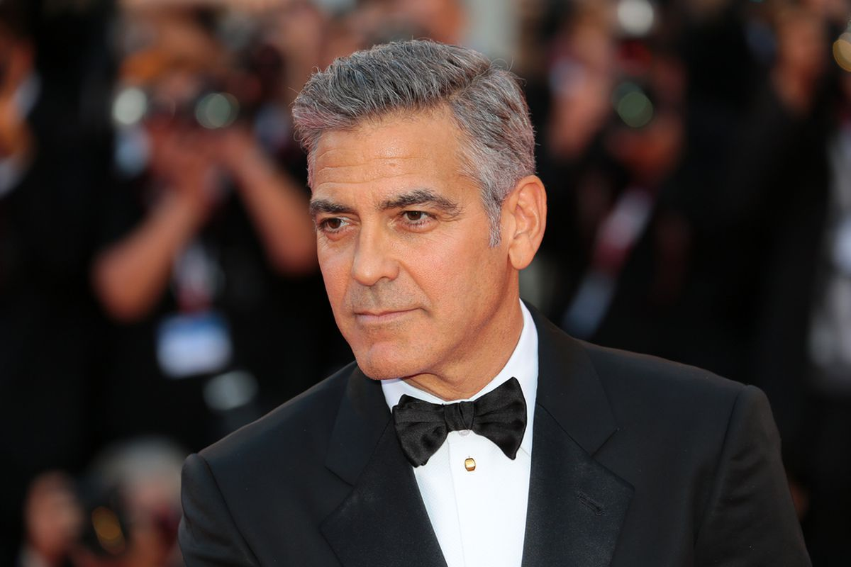 Clooney to make TV comeback with Catch-22 miniseries