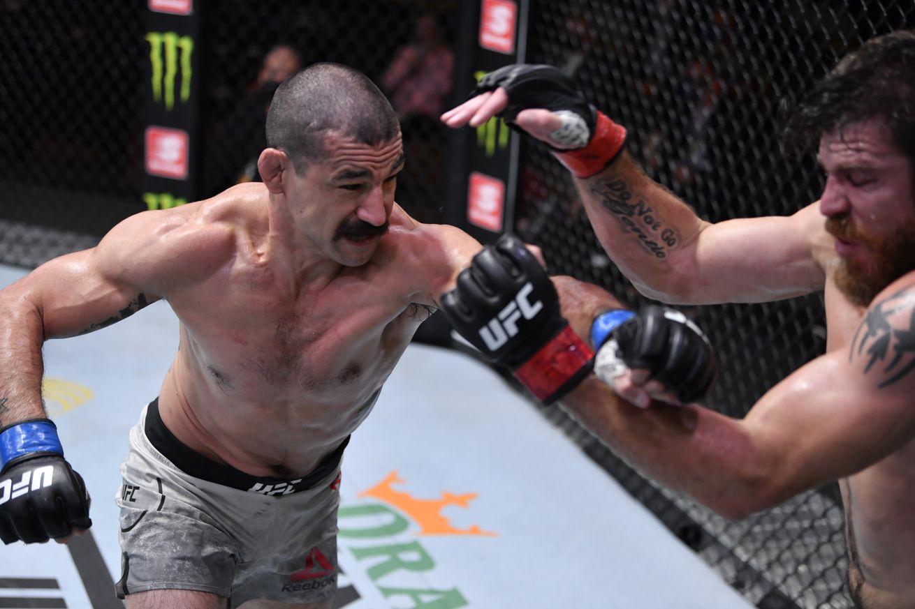 UFC 252: Miller v Pichel