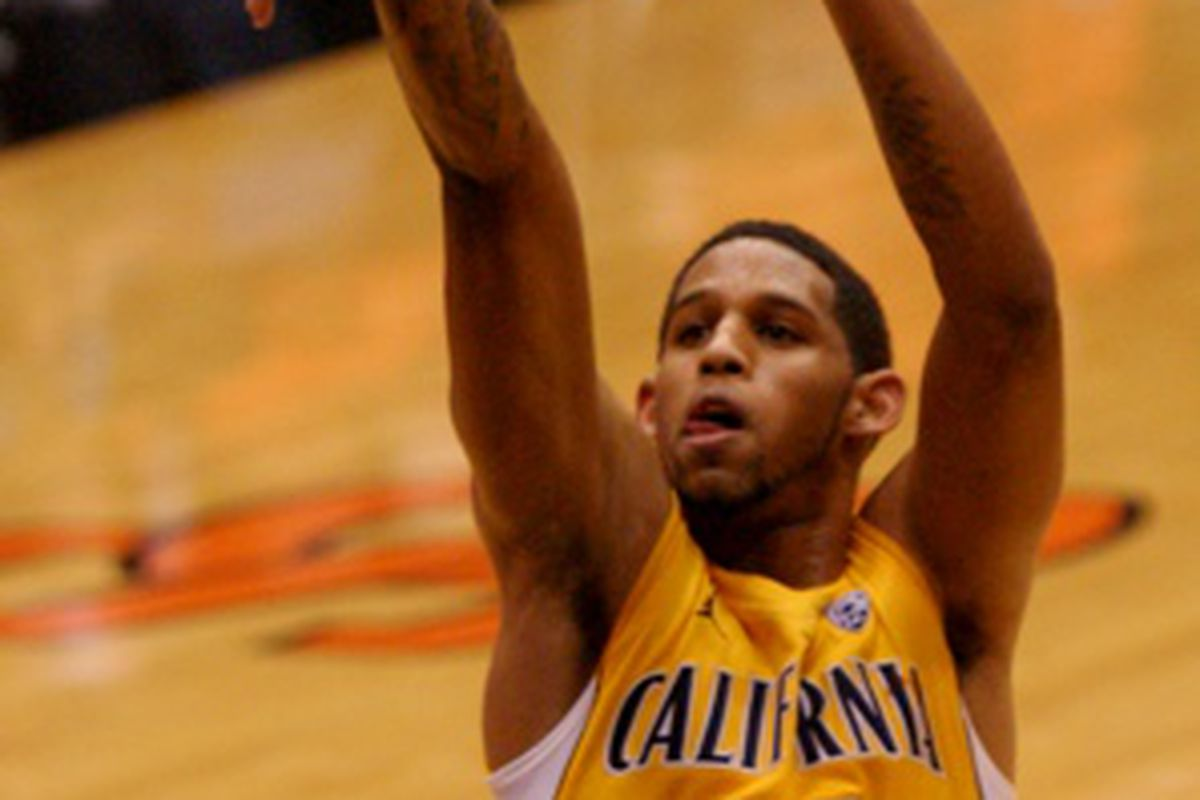 """Allen Crabbe, aka Cal's """"Golden Scoring Machine"""", and the rest of the Golden Bears are coming to Gill to help Joe Burton celebrate on Senior Day. Here's what to expect/"""