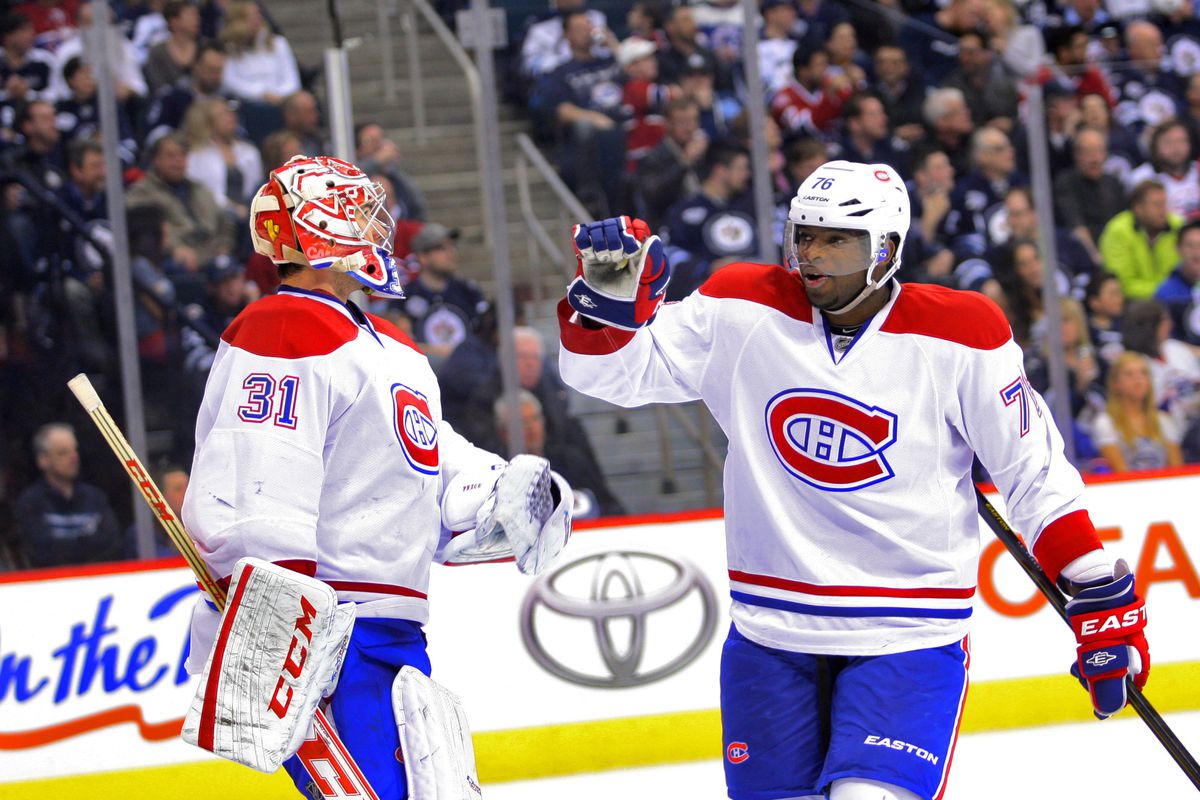 Last year the torch was passed from Carey Price to P.K. Subban. Will Subban retain the #1 slot this season?
