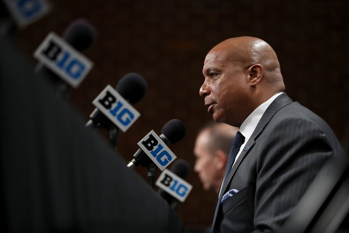 Penn State football players may kneel during national anthem, Big Ten says. But what if theyre not on the field for it?