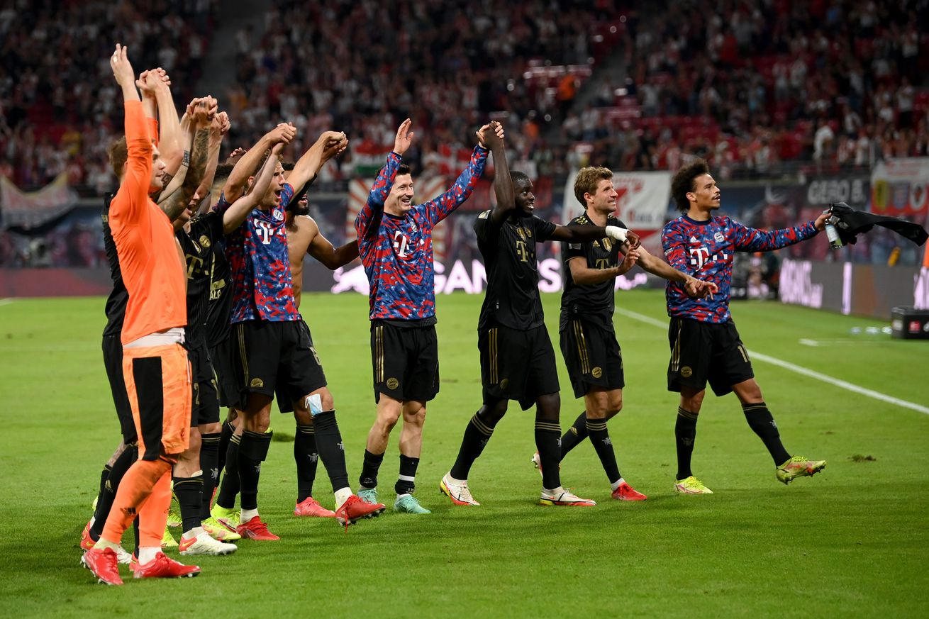 Bavarian Podcast Works Postgame Show: Talking points from Bayern Munich?s 4-1 win over RB Leipzig