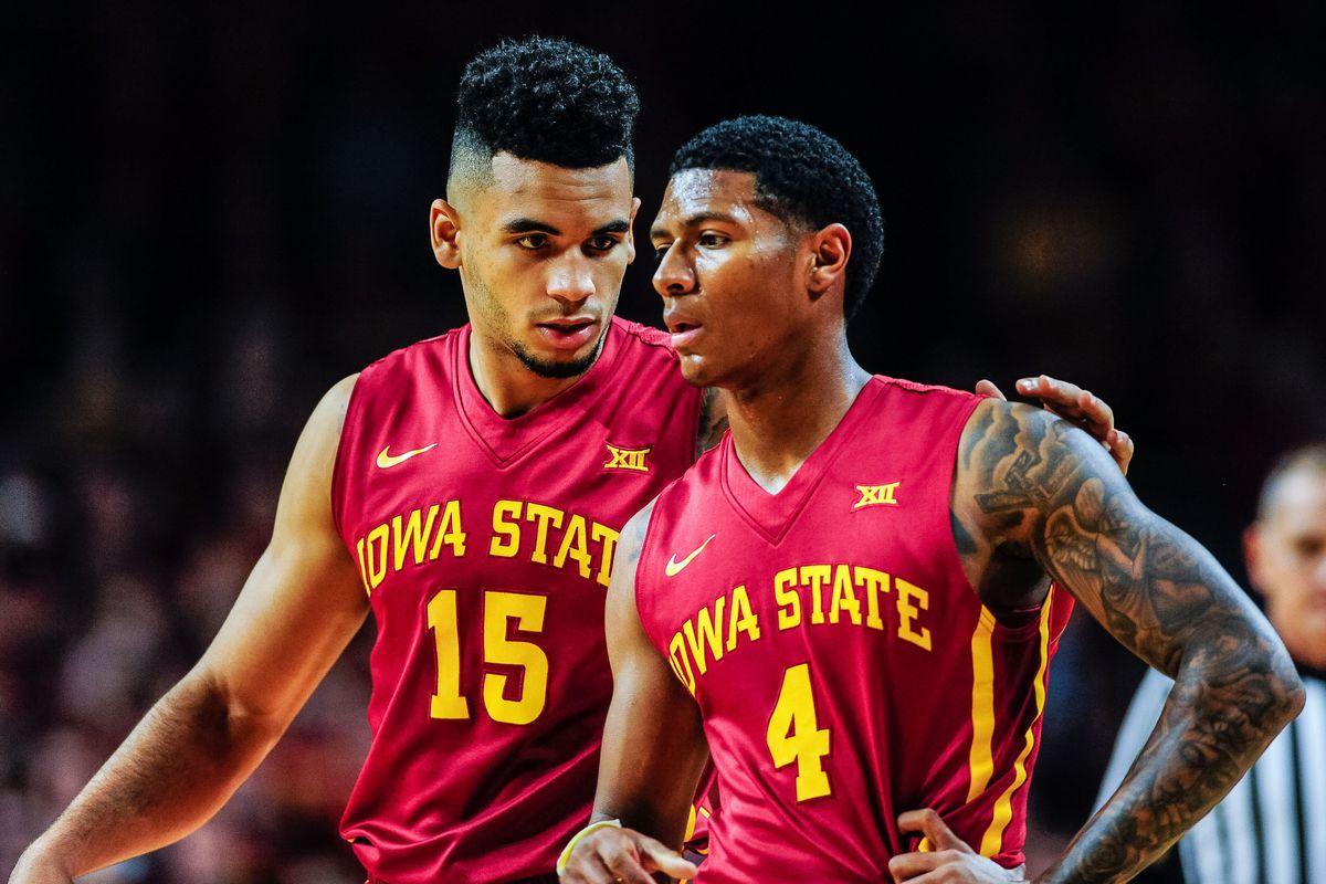 NCAA Basketball: Cincinnati at Iowa State