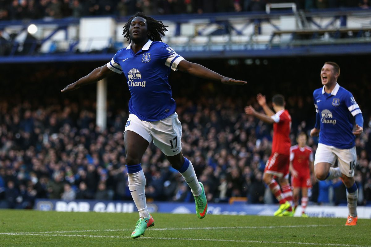 Romelu Lukaku and James McCarthy combined for a wonderful goal against Southampton. Are either of them Everton's player of the first half?