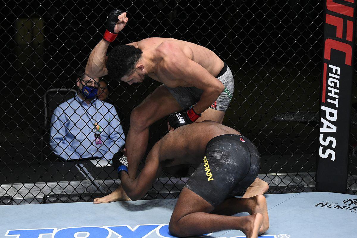 UFC Fight Night: Walker v Spann