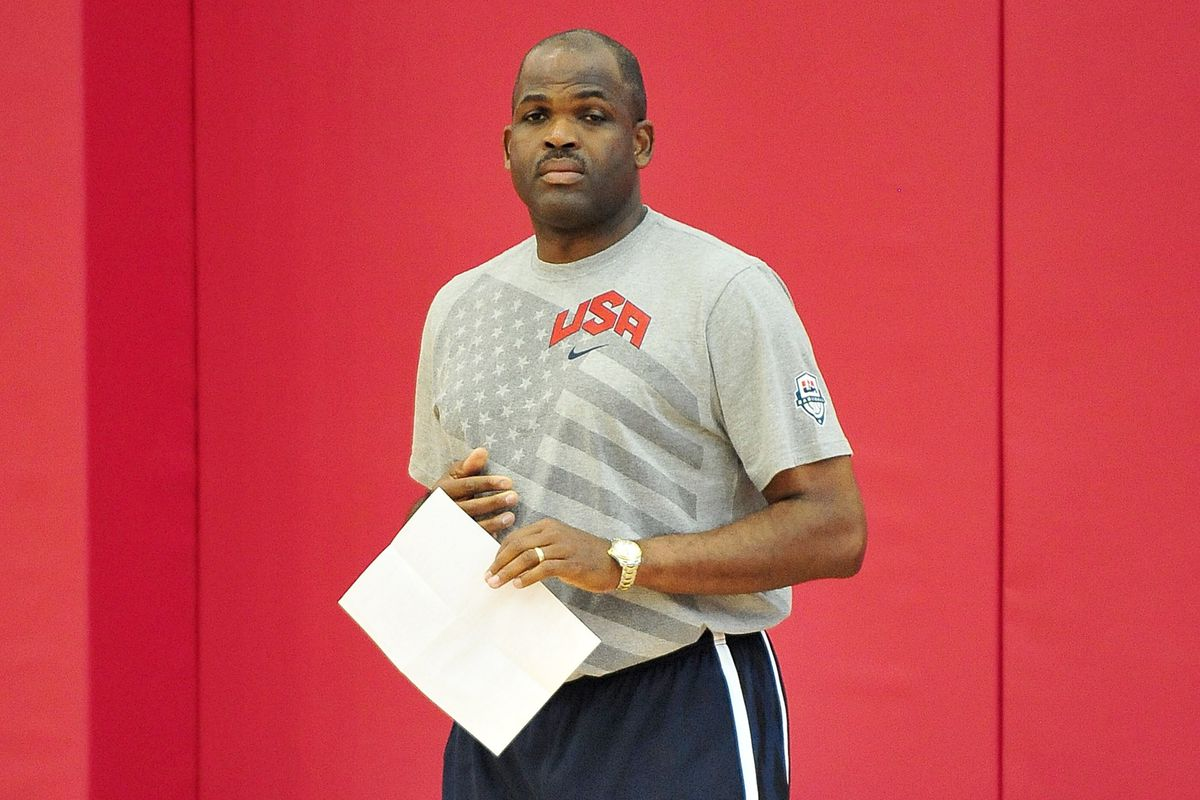 Spears Former Blazers Coach Nate McMillan Will Not Return As USA