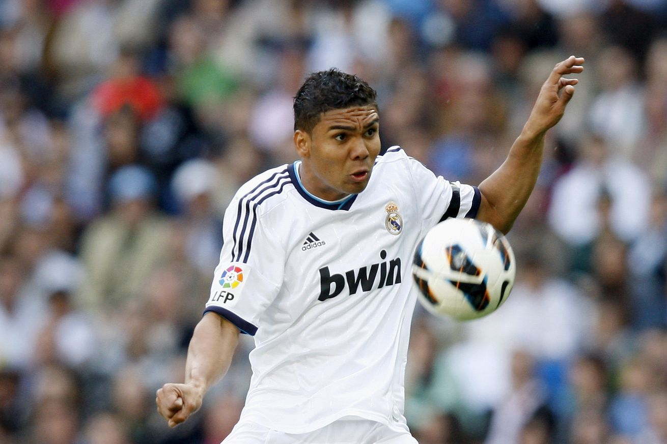 Casemiro: ?It was an honor to play for Castilla?