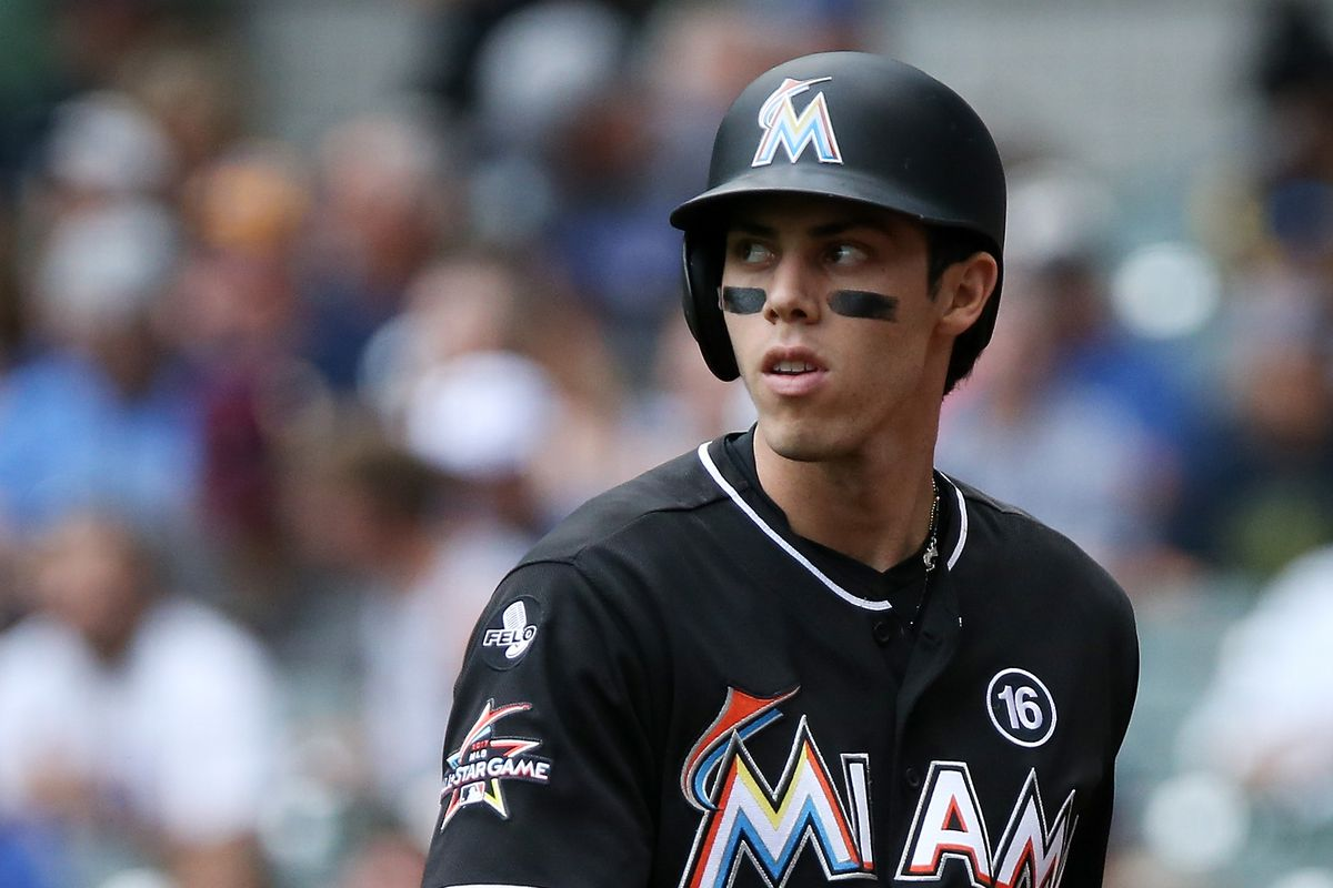 Image result for Christian Yelich trade