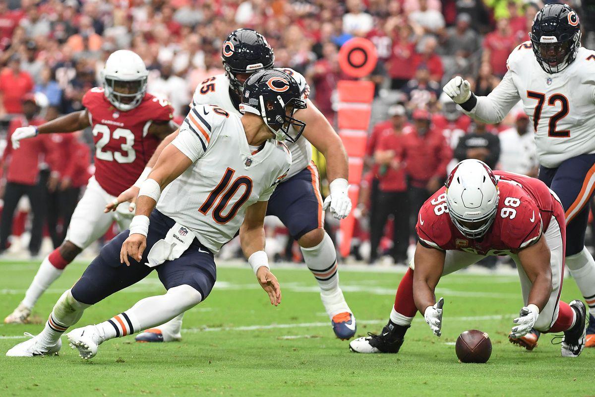 Chicago Bears v Arizona Cardinals