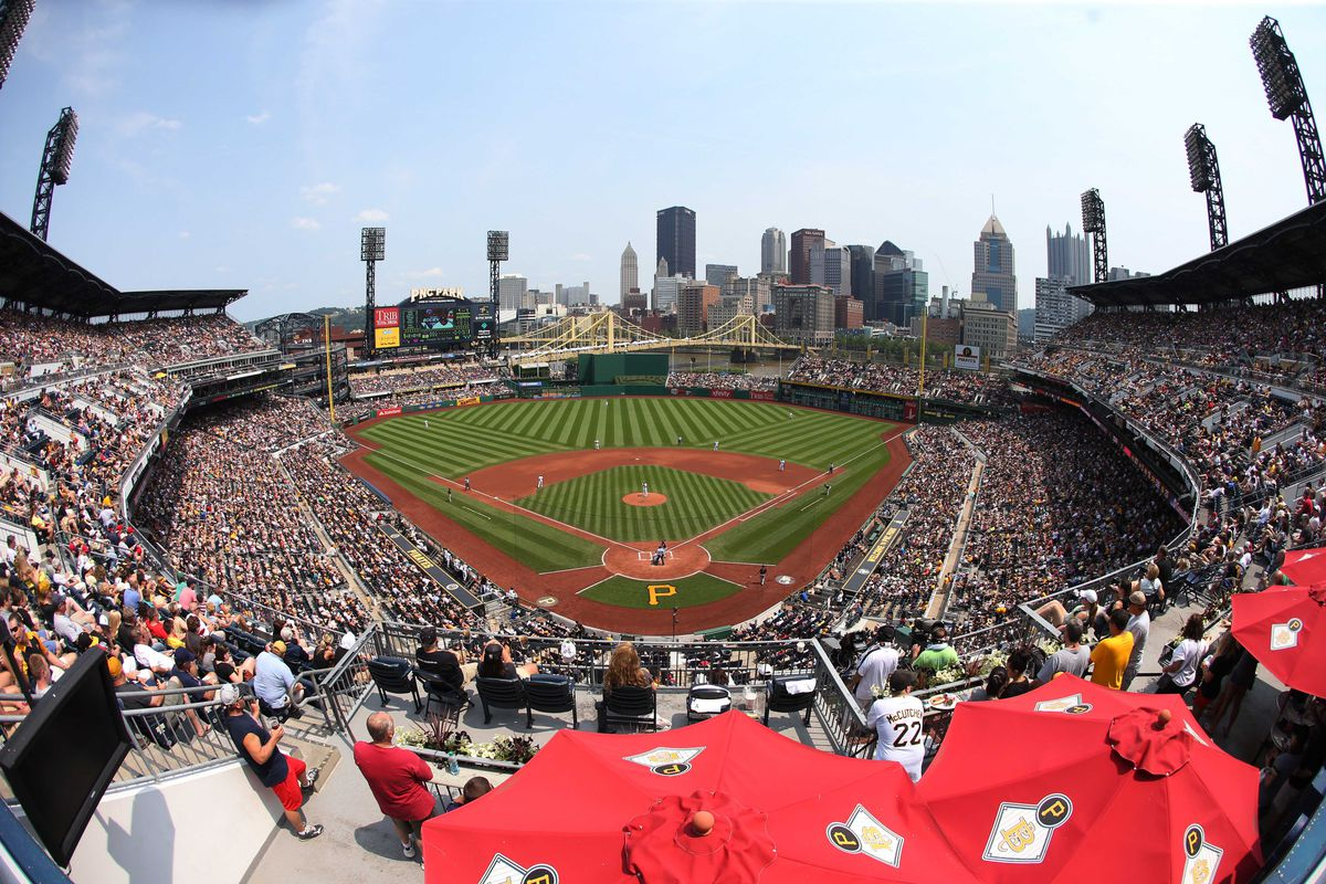 MLB: Cleveland Indians at Pittsburgh Pirates