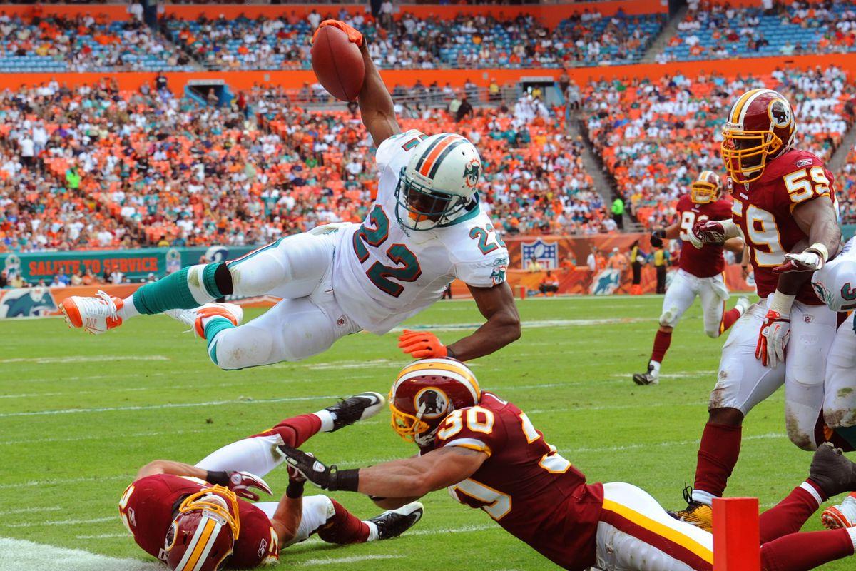 NFL- Washington Redskins @ Miami Dophins