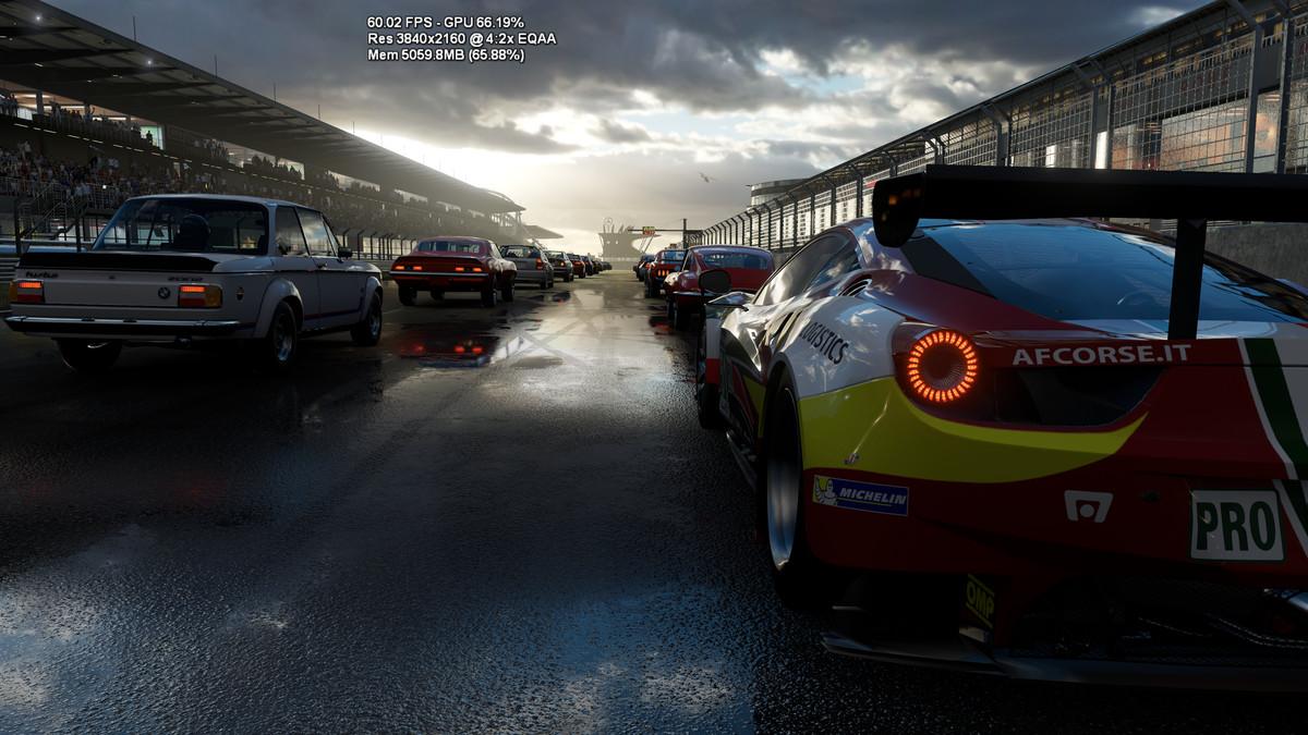 ForzaTech on Scorpio