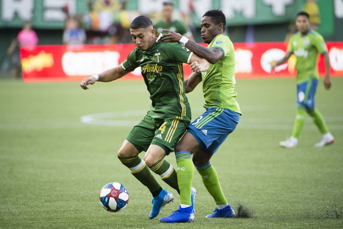 Portland Timbers lose 2-1 at home to Seattle Sounders as