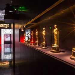 The exhibition is a joint effort between London's Victoria and Albert Museum and the Academy of Motion Picture Arts and Sciences, which enhanced V&A's original show with the addition of over 40 costumes from films like <i>Dallas Buyers Club</i>, <i>The Hu