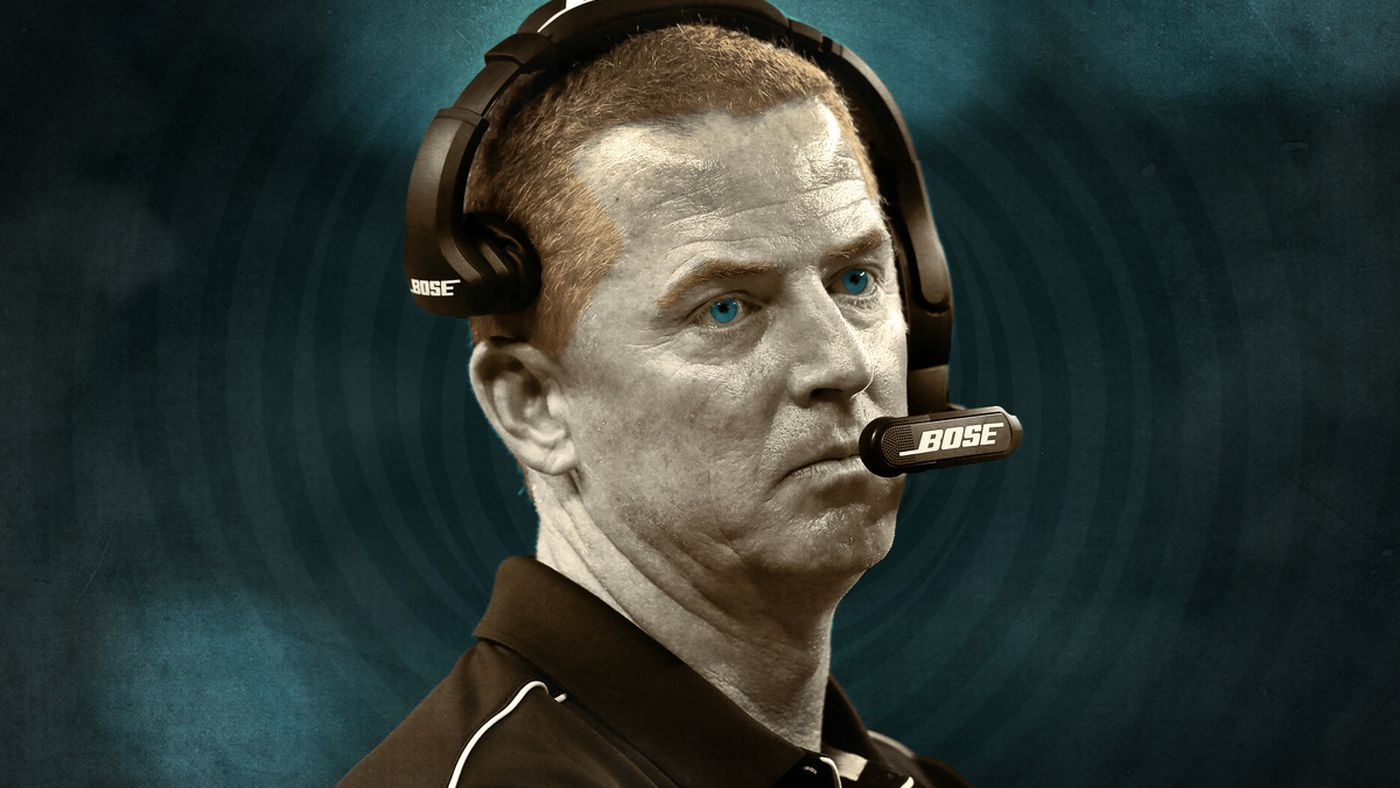 Can Jason Garrett Save the Cowboys' Season—and His Job?