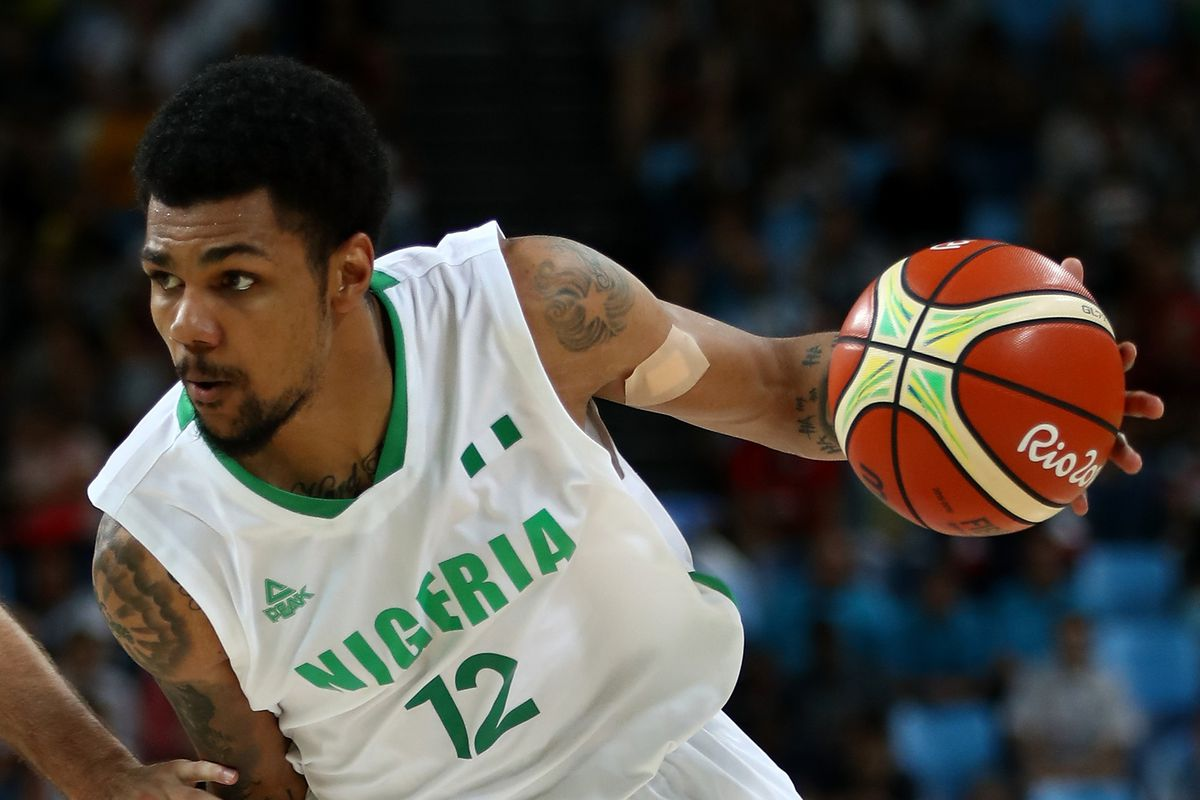 Nigeria v Argentina Men's Basketball - Olympics: Day 2
