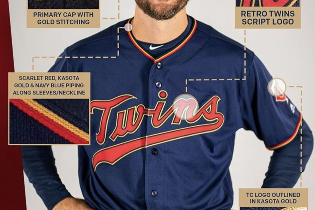 3434861a376 The new Twins uniforms are actually pretty nice - Twinkie Town