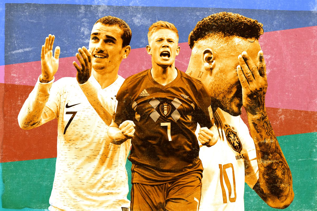 Six Takeaways From the World Cup Quarterfinals