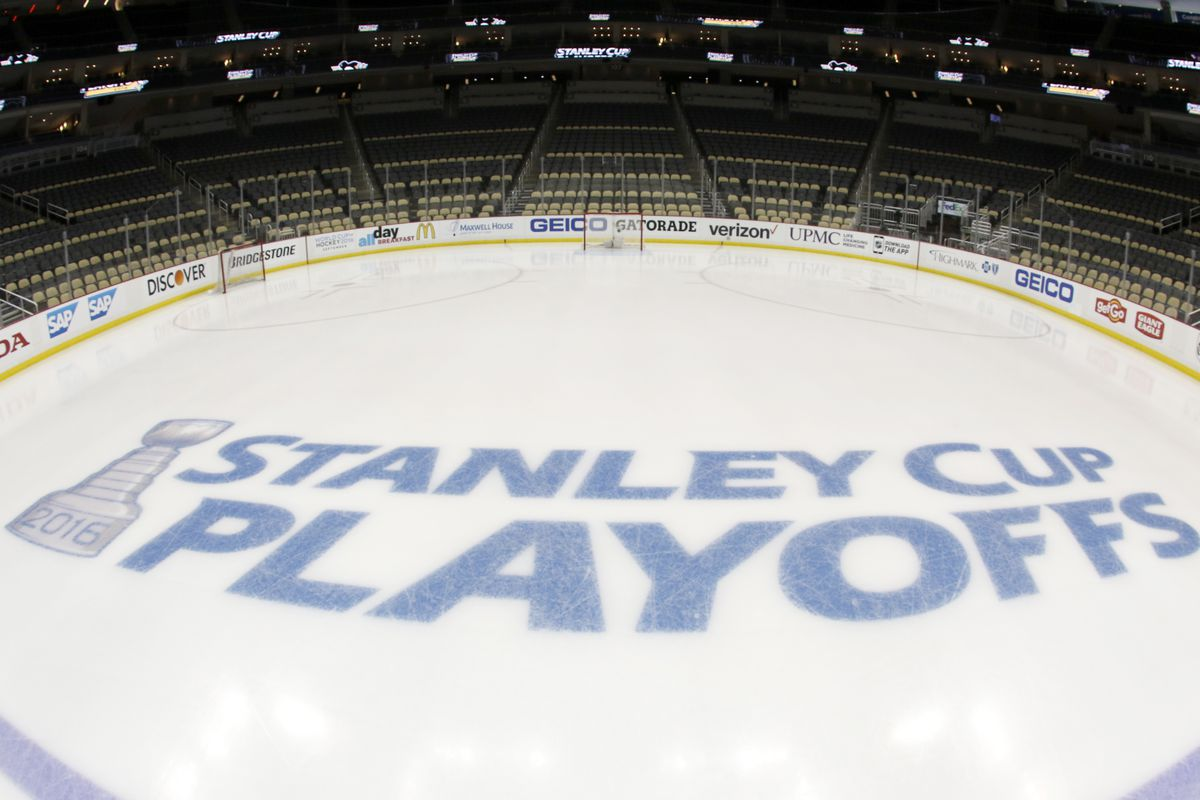 Nhl Playoff Format 2017 How Does The New System Work Sbnation Com