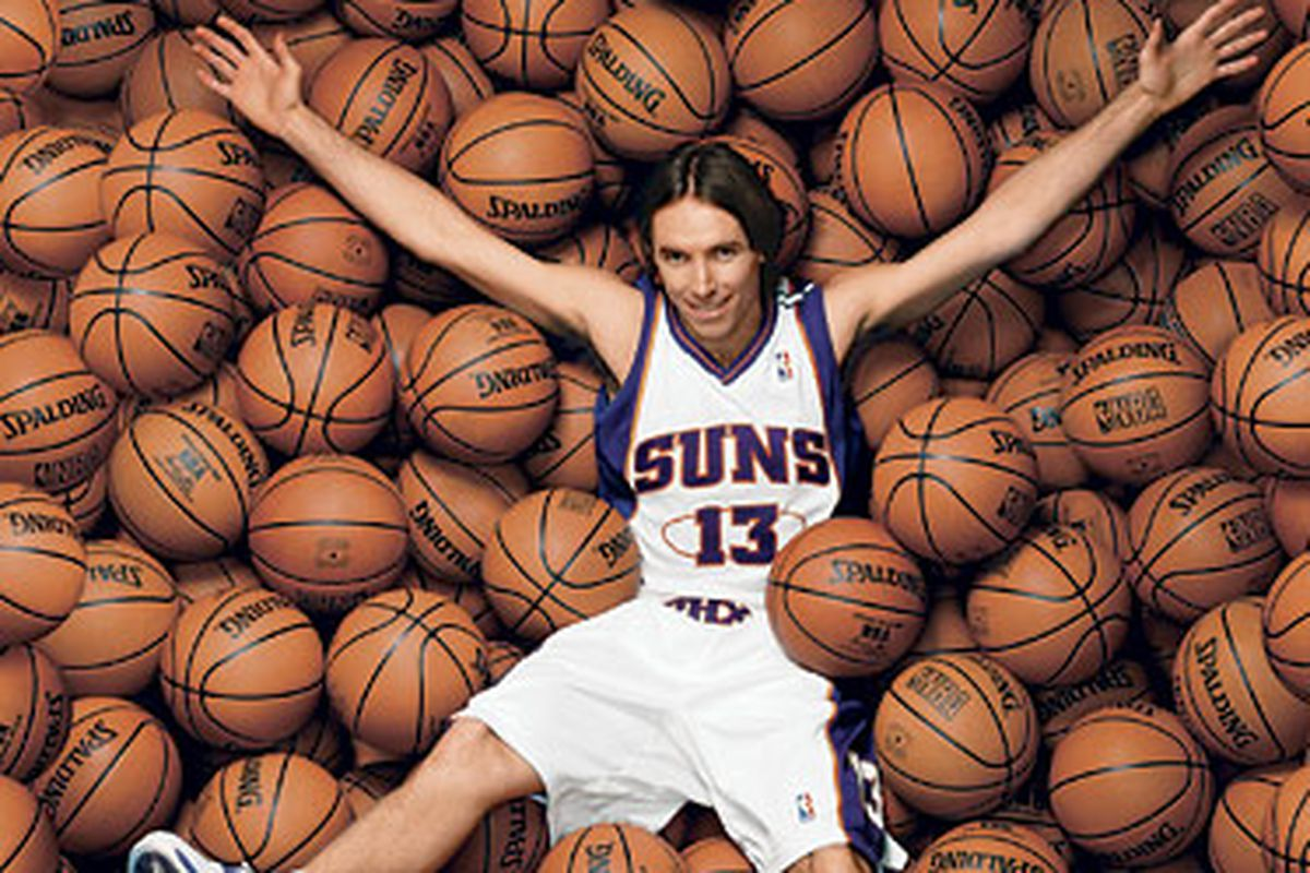 Steve Nash assisted his way to 2 MVPs.