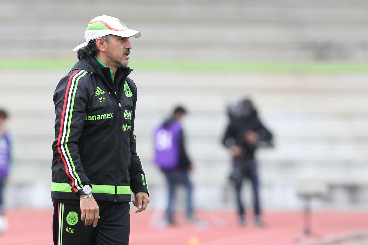 Japan v Mexico: U23 Friendly