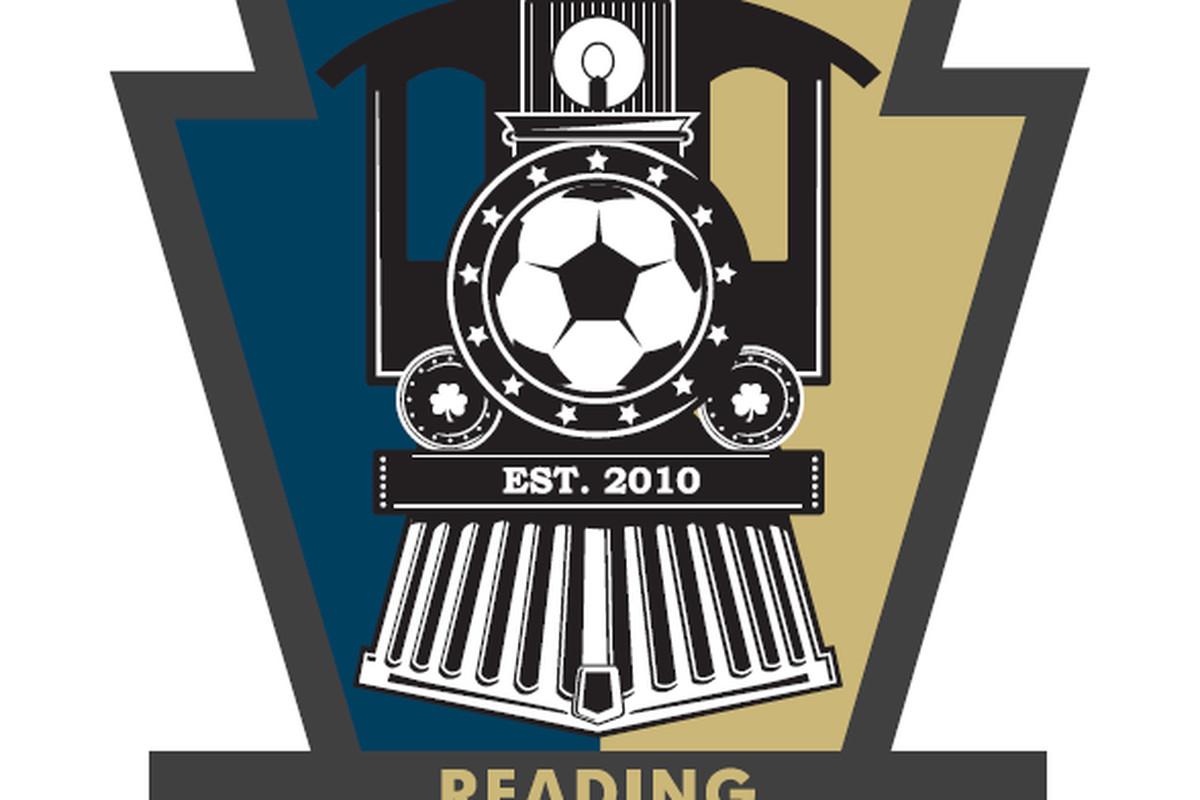 Reading United AC's logo. (Courtesy of Reading United AC)