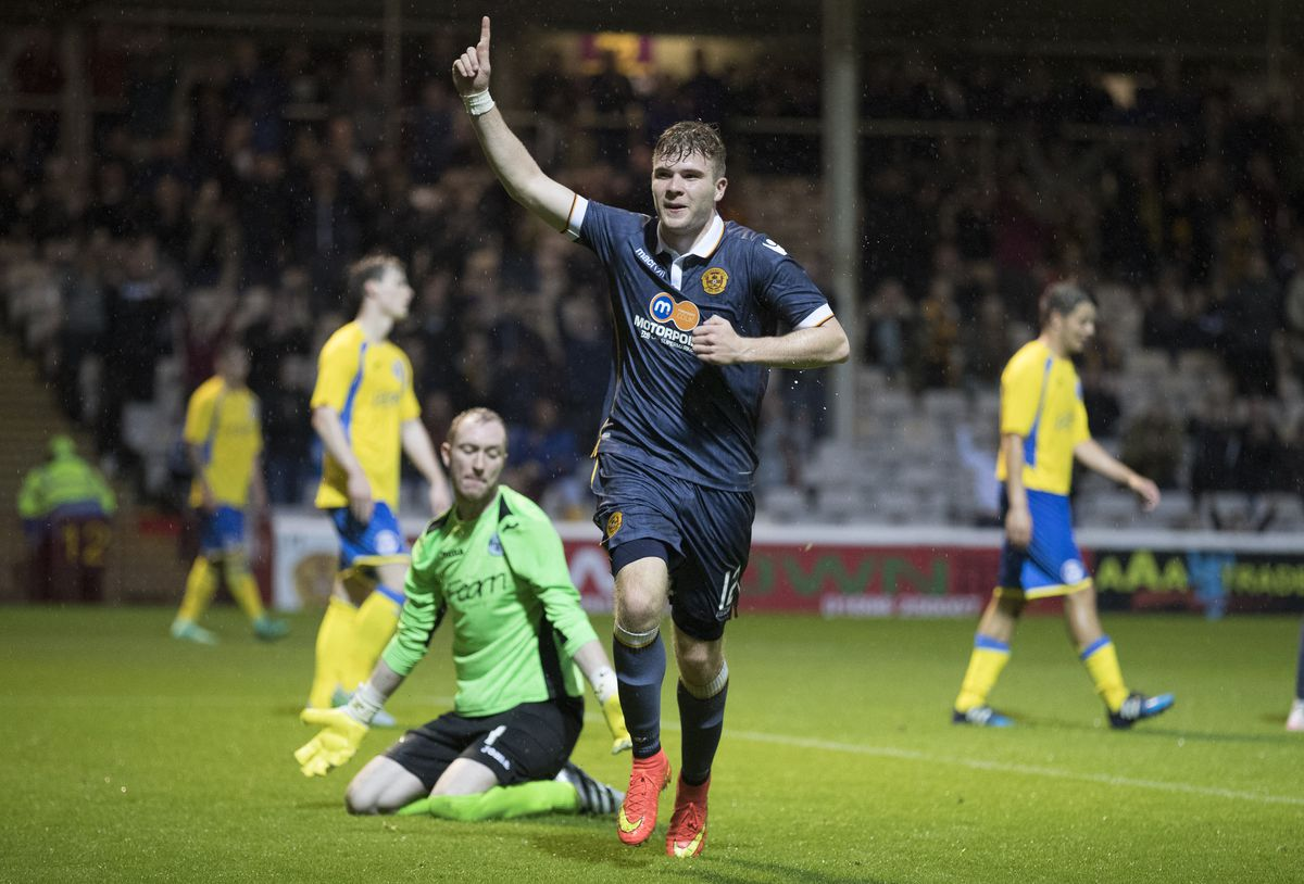 Motherwell v East Stirlingshire - BETFRED Cup First Round Group F