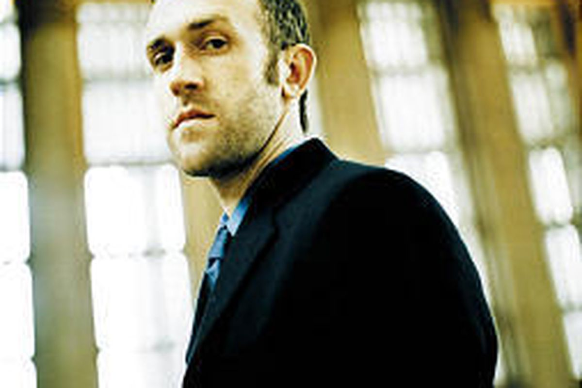 RJD2 hooked up with rappers Megahertz, Rawkus before going solo.