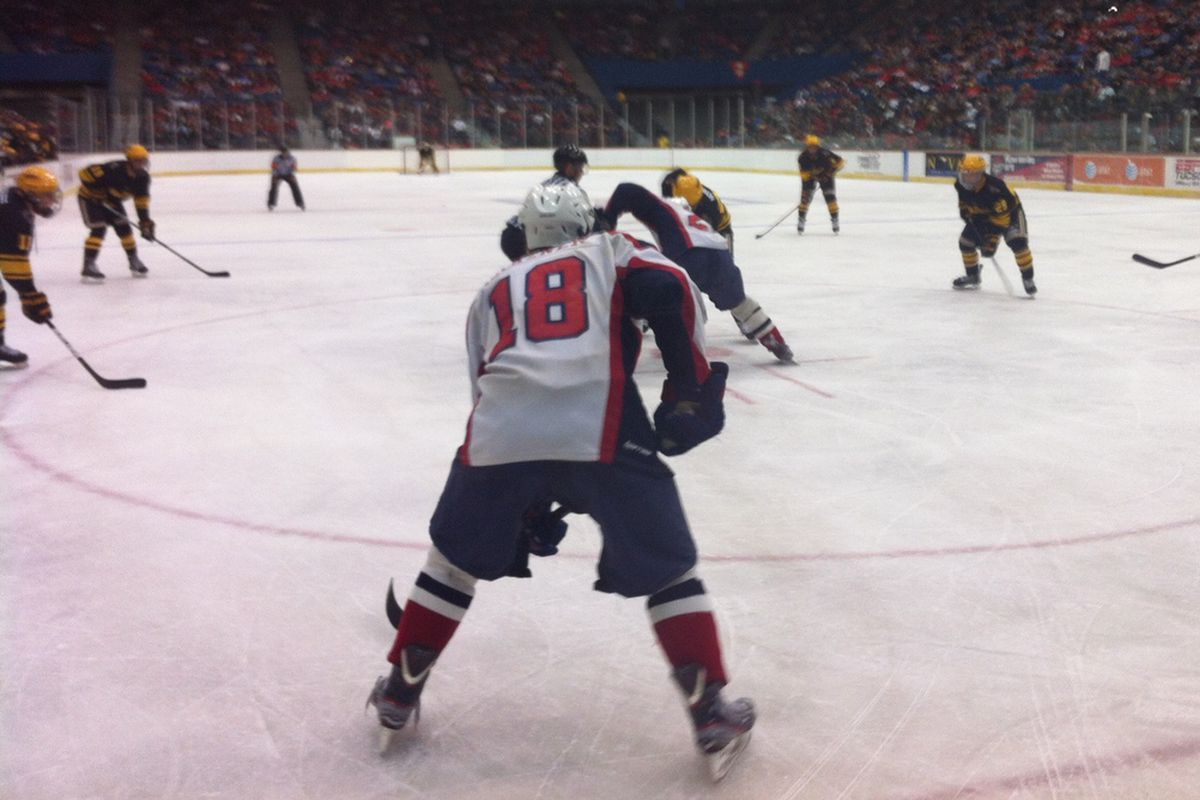Arizona Wildcat Hockey released its tough 2013-14 schedule this week