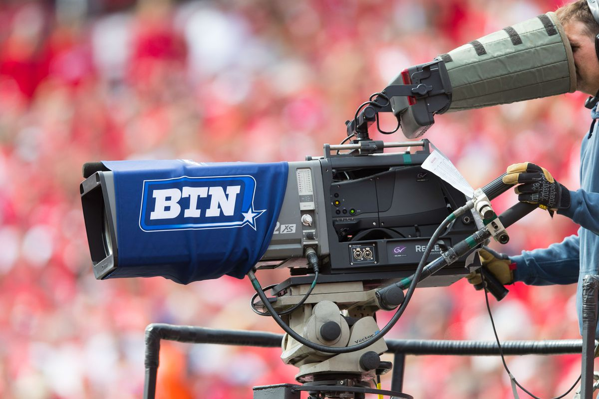 Ohio State, Northwestern's Friday night game officially moved to Big Ten Network